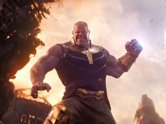 """Com """"Vingadores: Guerra Infinita"""", Marvel é a dona do filme de super-heroís que mais arrecadou na história do cinema"""