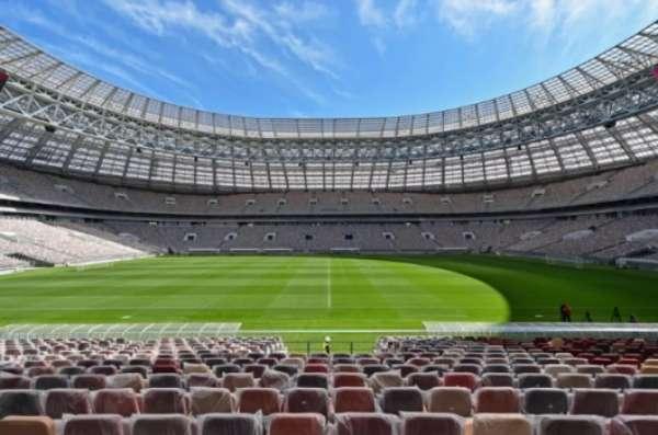 Estádio Luzhniki - Moscou