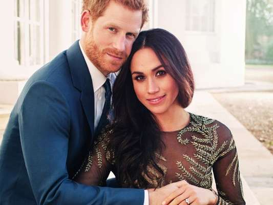 Amiga de cupido, namoro à distância e viagens: Saiba detalhes do começo de namoro de Meghan Markle e Príncipe Harry