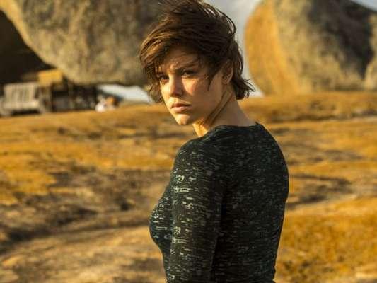 Alice Wegmann foi internada duas vezes durante as gravações de 'Onde Nascem os Fortes' na Paraíba
