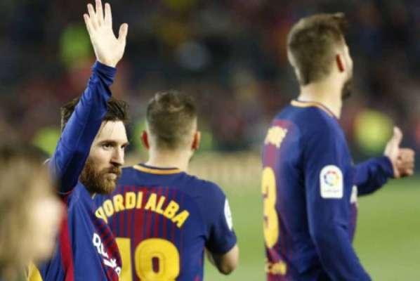 Confira a seguir os artilheiros das principais ligas da Europa. Messi marcou 34 gols na La Liga