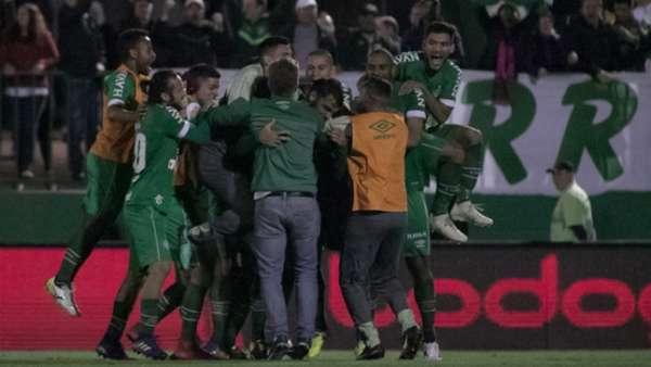 Chapecoense x Atlético-MG: as imagens da partida