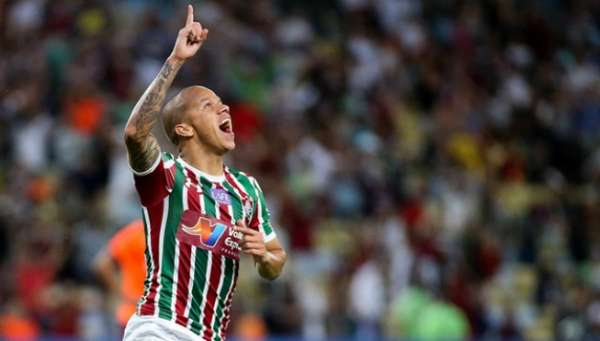 Marcos Junior - Fluminense x Atlético-PR