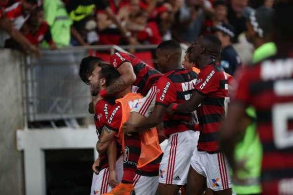 Maior Público: Flamengo 2 x 0 Internacional - Maracanã - 4ª rodada - 06/05/2018 - 55.283 pagantes