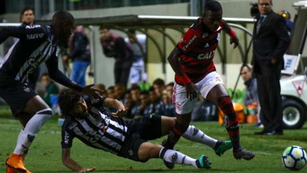 Imagens de Atlético-Mg x Flamengo