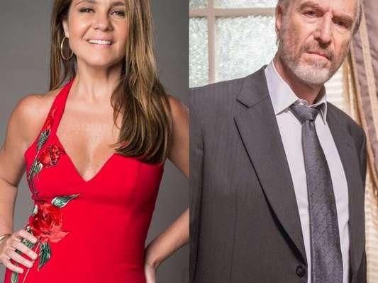 Na novela 'Segundo Sol', Laureta (Adriana Esteves) será presa após uma denúncia de Severo (Odilon Wagner) no capítulo que vai ao ar na quarta-feira, 06 de junho de 2018