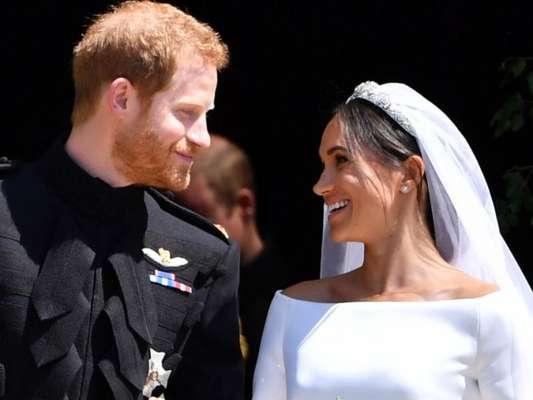 Meghan Markle incentivou reaproximação de Príncipe Harry, com o pai, Charles