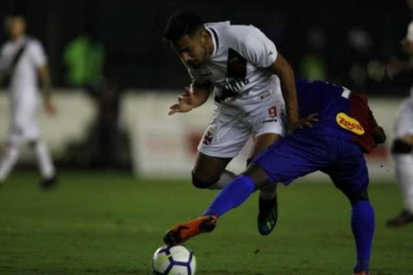 Confira a seguir a galeria especial do LANCE! com imagens da partida entre Vasco e Paraná nesta quarta-feira
