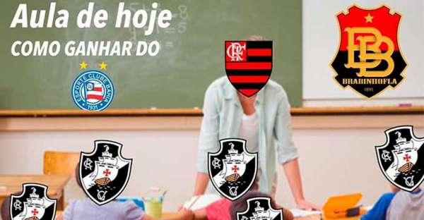 Flamengo 2 x 0 Bahia