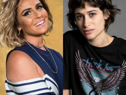 Luzia (Giovanna Antonelli) percebe ação policial em festa e salva Manuela (Luisa Arraes) de ser presa, na novela 'Segundo Sol'