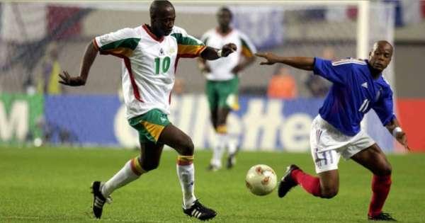 Em 2002, Senegal surpreendeu a então campeã França na partida de abertura