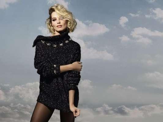 Para a nova coleção de inverno, a Chanel apostou em linha inteira dedicada aos esportes de inverno