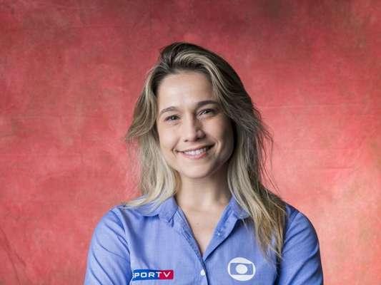 Fernanda Gentil é uma das jornalistas que vai participar da cobertura da Globo na Copa do Mundo, cuja abertura acontece nesta quinta-feira, dia 14 de junho de 2018