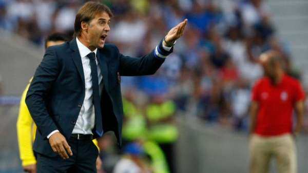 Lopetegui tinha renovado com a seleção espanhola até 2020, mas o Real Madrid pagou a multa rescisória