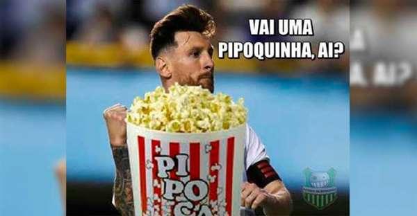 Humor na Copa: os memes de Argentina 1-1 Islândia