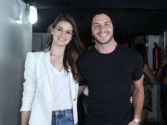Camila Queiroz compartilhou vídeo de casamento com Klebber Toledo no Instagram nesta terça-feira, 19 de junho de 2018