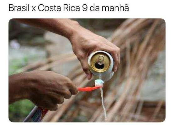 Brasil x Costa Rica - Em busca da primeira vitória na Copa do Mundo 2018, a seleção brasileira enfrentará a Costa Rica nesta sexta-feira às 9h de Brasília. Os torcedores, é claro, já estão tendo algumas ideias de como assistirão o duelo