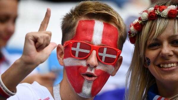 Dinamarca x Austrália