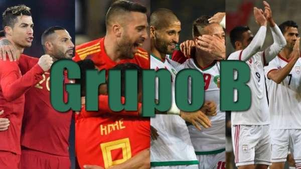 Confira como está a classificação das equipes do Grupo B da Copa do Mundo