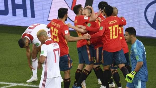 Espanha x Marrocos