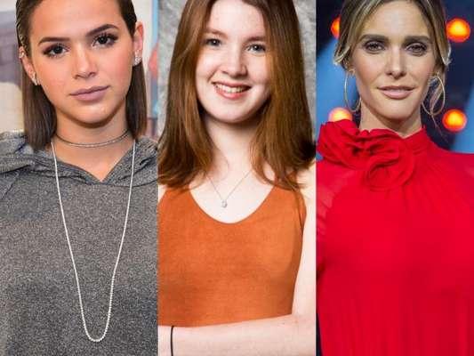 Jeniffer Oliveira recebeu apoio de Bruna Marquezine, Fernanda Lima e mais famosos ao revelar que sofreu agressão do namorado, Douglas Sampaio, no final de semana