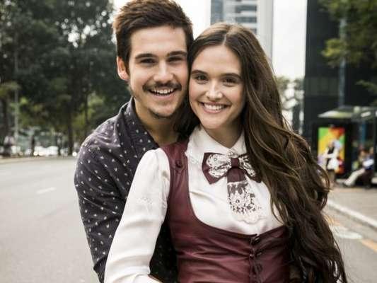Juliana Paiva e Nicolas Prattes não estão namorando