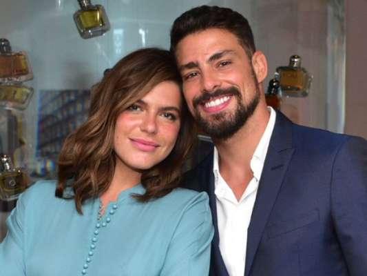 Mariana Goldfarb planeja 'casa cheia' com o namorado, Cauã Reymond