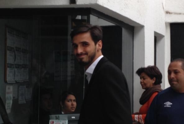 Bryan Ruiz (Vila Belmiro)