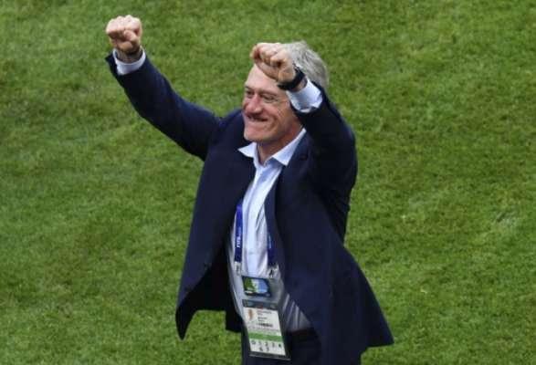 Deschamps está na final da Copa: feito histórico
