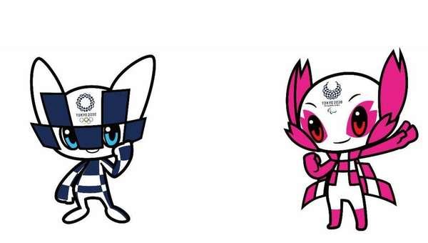 Relembre todos os mascotes das Olimpíadas - Ainda sem nome, estes são os mascotes dos Jogos Olímpicos e Paralímpicos de Tóquio-2020. Os dois têm poderes: o dos Jogos Olímpicos (à esquerda) pode se mover rapidamente para qualquer lugar, enquanto a das Paralimpíadas consegue mover coisas com a mente.