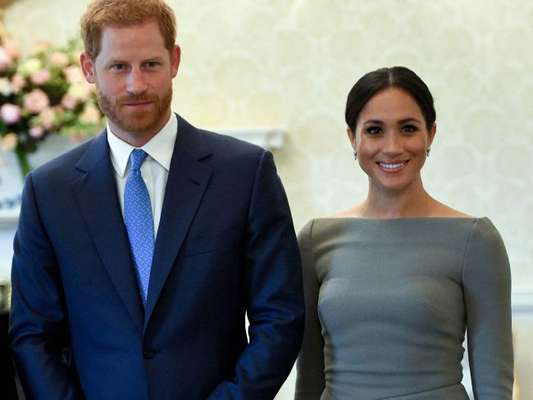 Meghan Markle tem look para nova viagem vetado por Harry, de acordo com jornal inglês nesta segunda-feira, dia 23 de julho de 2018