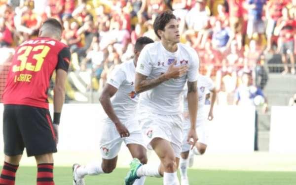 Pedro (Fluminense) - Atacante está com nove gols no Campeonato Brasileiro e tornou-se artilheiro da competição após marcar dois gols contra o Sport. O jovem atleta de 21 anos é um dos destaques da equipe Tricolor na temporada.