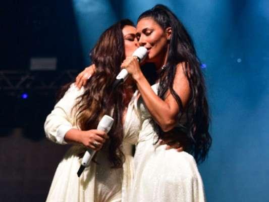 Ao lado de Simone, Simaria volta aos palcos no Espaço das Américas, em São Paulo, na noite desta quinta-feira, 9 de agosto de 2018