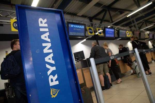 Greve da Ryanair cancela centenas de voos em 5 países