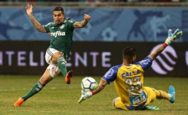 Último encontro: Bahia 0 x 0 Palmeiras - 2/8/2018