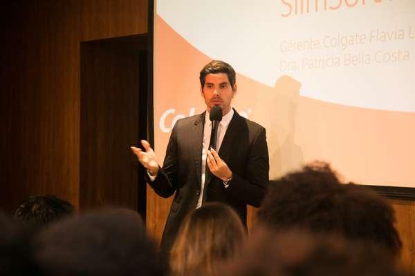 Dr. Luis Calicchio do Ateliê Oral falou sobre a parceria que quer distribuir sorrisos pelo Brasil.