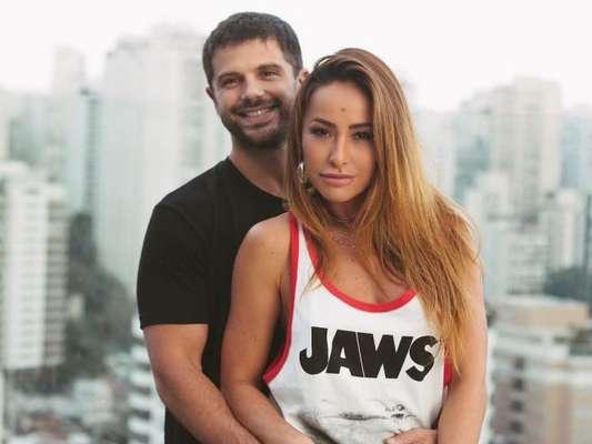 Sabrina Sato curtiu o fim de semana no Rio de Janeiro e, neste domingo, 19 de agosto de 2018, ganhou a companhia de Duda Nagle