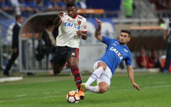 Cruzeiro 0 x 1 Flamengo: as imagens da partida
