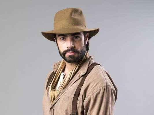Virgílio (Giordano Becheleni) vai matar o pai, Gaetano (Jairo Matos) nos próximos capítulos da novela 'Orgulho e Paixão'