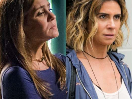 Laureta (Adriana Esteves) arma contra Luzia (Giovanna Antonelli) para conseguir prendê-la no capítulo que vai ao ar dia 29 de setembro de 2018, na novela 'Segundo Sol'