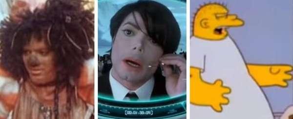 Michael Jackson em séries e filmes - O cantor Michael Jackson completaria 60 anos em 29 de agosto de 2018. Em homenagem à data, relembramos diversas participações do rei do pop em filmes e programas de TV. Confira a seguir.