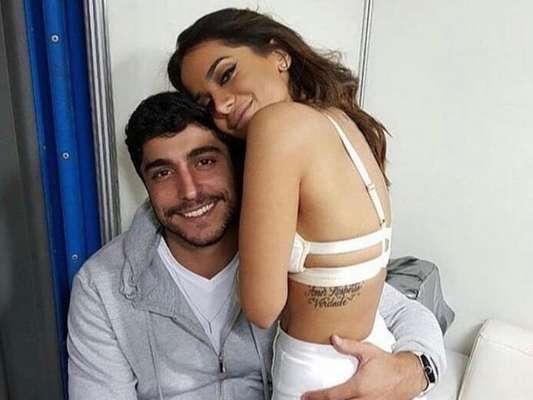 Fim de casamento! Anitta e Thiago Magalhães se separam, de acordo com informações da assessoria de imprensa da cantora