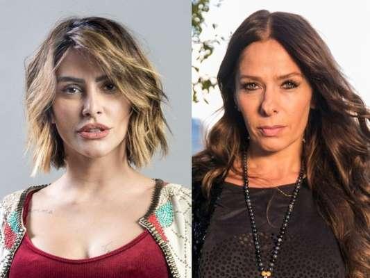 Mariacarla (Regiane Alves) provoca a prisão de Betina (Cleo) e Zelda (Adriane Galisteu) nos próximos capítulos da novela 'O Tempo Não Para', acusadas de mão de obra escrava