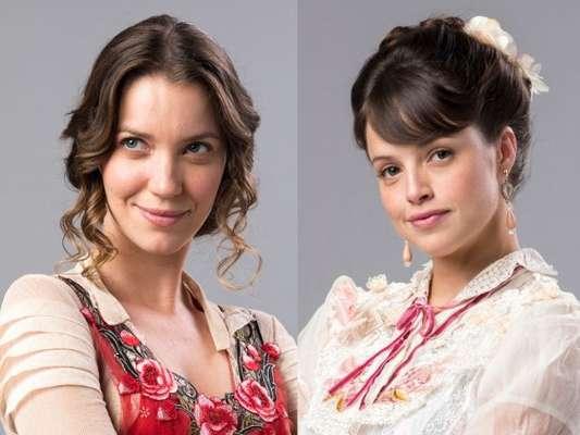 Elisabeta (Nathalia Dill) e Ema (Agatha Moreira) descobrem que estão grávidas nos próximos capítulos da novela 'Orgulho e Paixão'