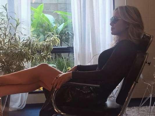 Visita de Eliana à Globo, a convite do 'Lady Night', agita fãs nas redes sociais nesta quinta-feira, dia 13 de setembro de 2018