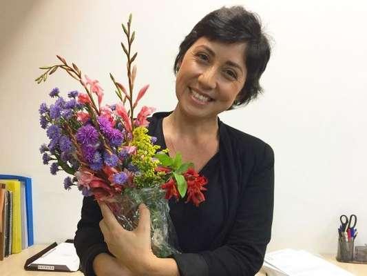 Linda Rojas criou o blog 'Uma Linda Janela' para compartilhar sua dupla vivência com o câncer de mama