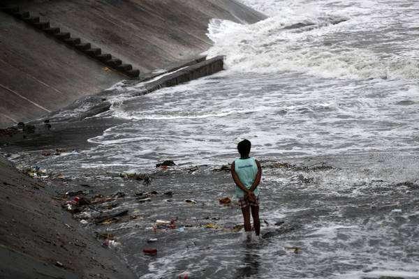 Super tufão Mangkhut deve chegar sábado às Filipinas