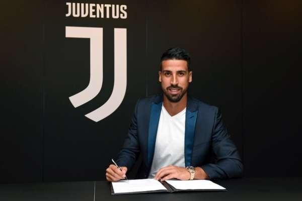 Na última quarta-feira, Khedira renovou contrato com a Juventus. O alemão ficará no clube italiano até 2021