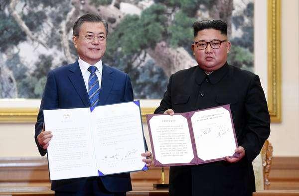 Coreia do Norte concorda em encerrar centro nucleares
