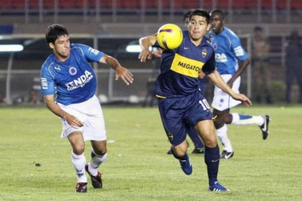 Último duelo. Libertadores de 2008 - Cruzeiro 1 x 2 Boca Juniors.7/5 (Foto: Gil Leonardi/LANCE!Press)